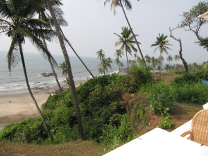 Indian shoreline