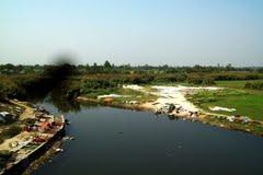 Kali Nadi, Meerut U.P, India